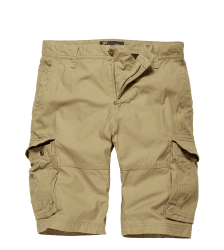 Vintage Industries Rowing Shorts Sand