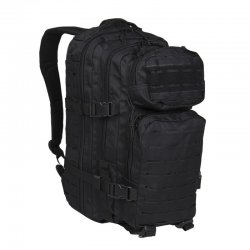 Mil-Tec Assault Pack laser cut svart small