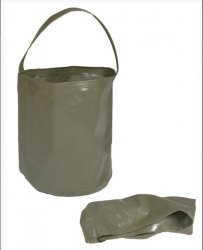 Foldable water bucket 10L