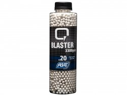 ASG Airsoft BB, Q Blaster, 0,20g, 3300 kulor