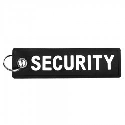 Keychain PVC Security