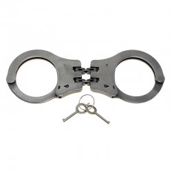 Handcuffs Double Chain with Two Keys