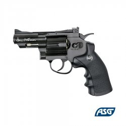 ASG DAN WESSON 2.5 REVOLVER 6MM