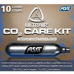 ASG Ultrair Co2 Care Kit 9+1