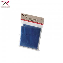 Toilet bags for portable toilet