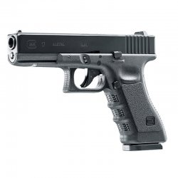 Glock 17, 4,5 mm co2