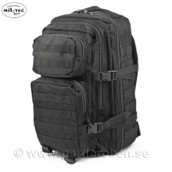 Amerikansk Sturm Assault Pack Svart, Large
