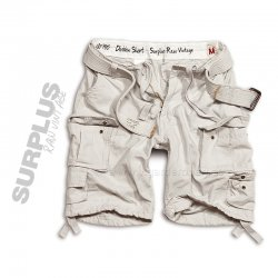 Surplus Division shorts vit