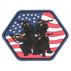 Maxpedition Morale Patch, Tactical Team