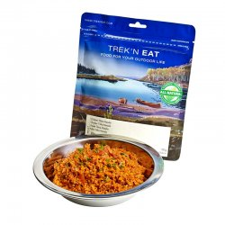 Trek n eat Chicken Tikka Masala med ris