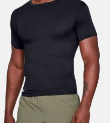 Under Armour Tactical HeatGear Compression T-shirt, svart