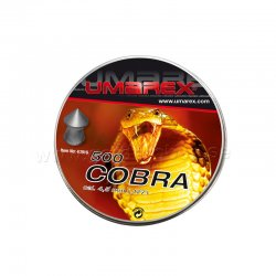 Umarex Cobra luftvapensammunition 4,5mm
