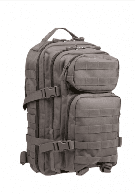 US ASSAULT PACK SM URBAN GREY