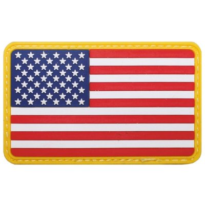 USA Flagga PVC