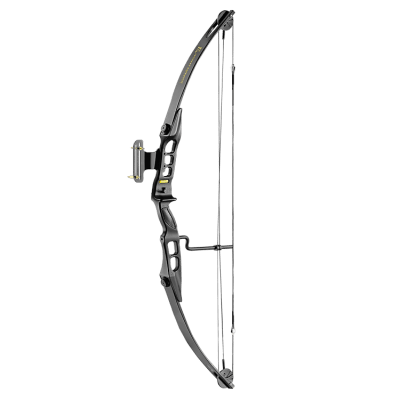Protex Compound Bow - Svart