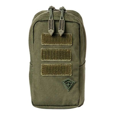First Tactical Tactix Series 3X6 Utility Pouch, Olivgrön
