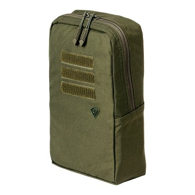 First Tactical Tactix Series 6X10 Utility Pouch, Olivgrön