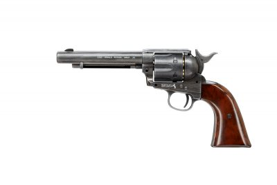 "Colt Single Action Army 45 ""Peacemaker"",antique finish 4,5mm"