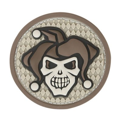 Maxpedition Morale Patch, Jester Skull