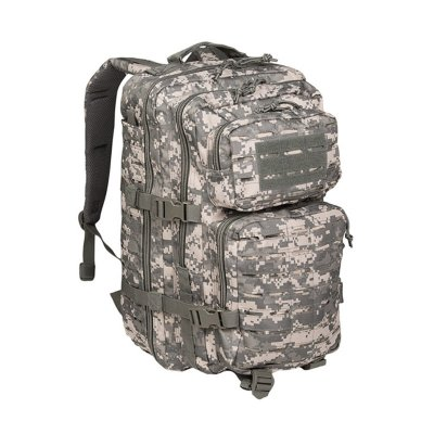 Mil-Tec Assault Pack laser cut AT-Digital, large
