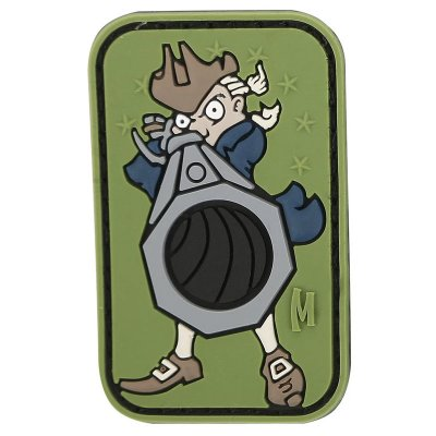 Maxpedition Morale Patch, Minuteman