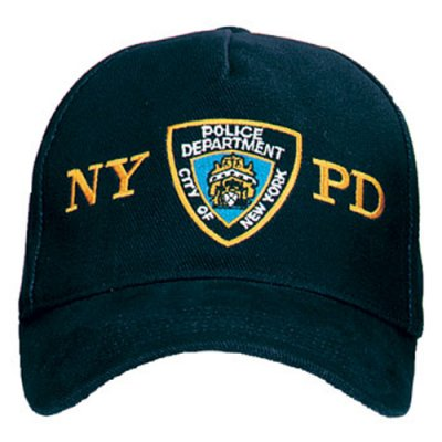 US NYPD Shield Cap