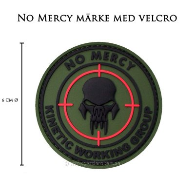 Patch NO MERCY