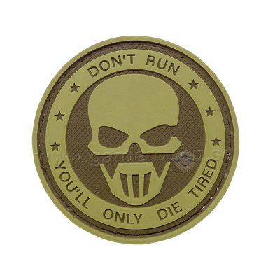 Patch PVC, Don't run ghost