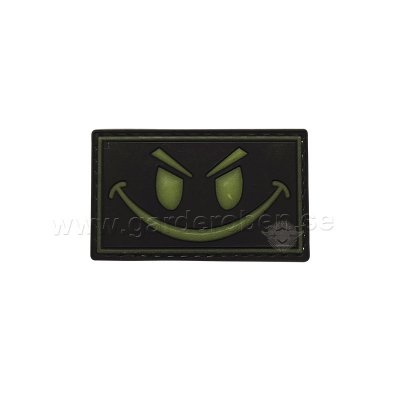 Patch PVC Glow - Smile