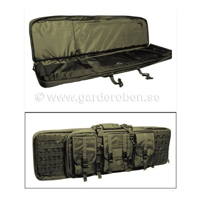 Rifle Case Stor olivgrön