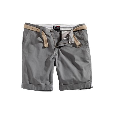 Surplus Chino Shorts Grå