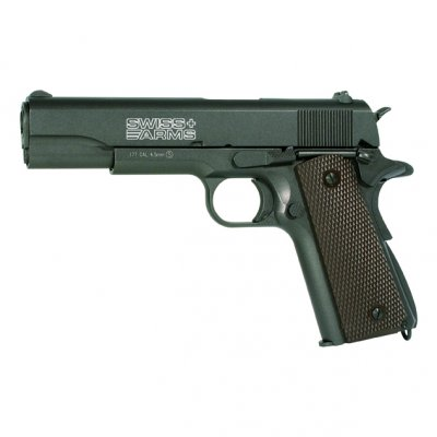 Swiss Arms P1911 FM BB Co2 4,5mm