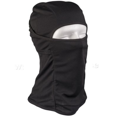 US Tactical balaclava, svart