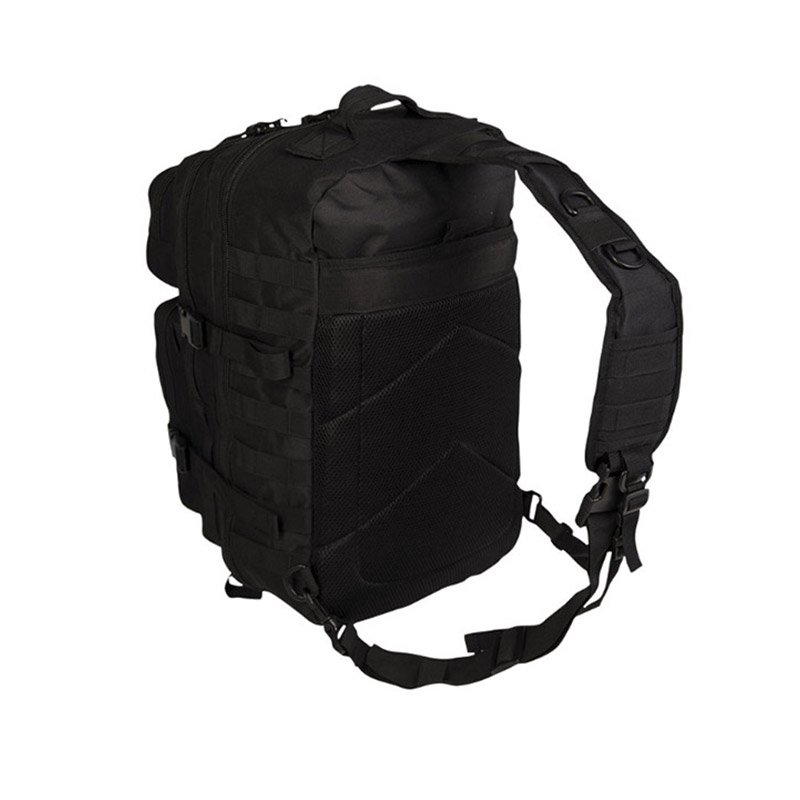 Mil Tec assault sling pack svart large